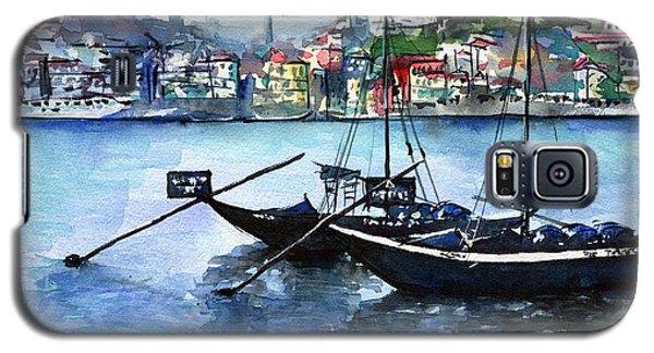 Porto Rabelo Boats Galaxy S5 Case