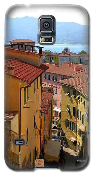 Portoferraio Elba Galaxy S5 Case by Carla Parris