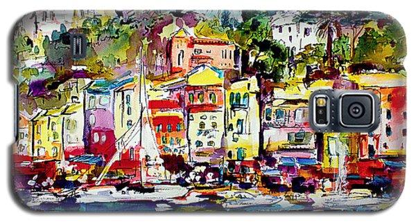 Portofino Italian Riviera Galaxy S5 Case