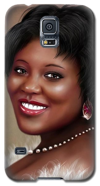 Portrait Commision  Galaxy S5 Case
