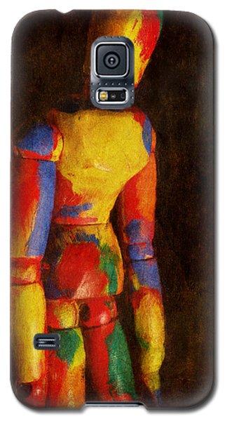Portrait Of A Dreamer Galaxy S5 Case