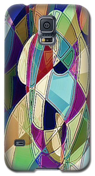 Portrait Of A Friend Galaxy S5 Case