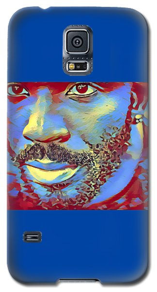 Portrait Of A Man Of Color Galaxy S5 Case