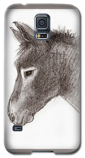 Portrait Of A Mule Galaxy S5 Case