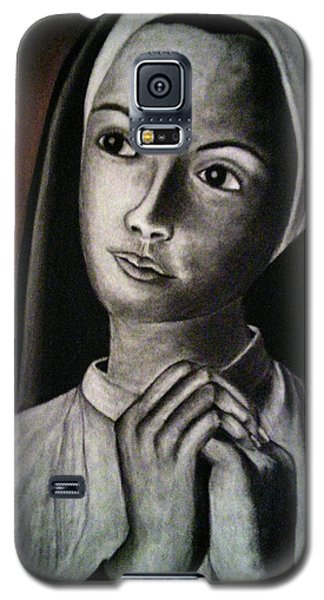 Portrait Of A Nun Galaxy S5 Case