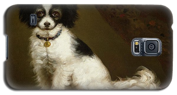 Portrait Of A Spaniel Galaxy S5 Case