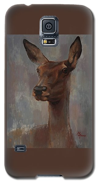 Portrait Of A Young Doe Galaxy S5 Case