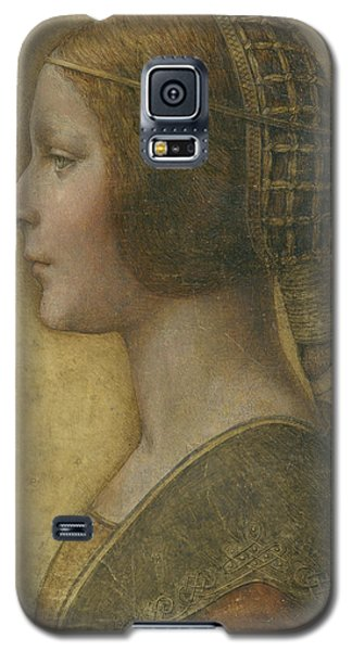 Portrait Of A Young Fiancee Galaxy S5 Case