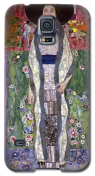 Adele Galaxy S5 Case - Portrait Of Adele Bloch-bauer II by Gustav Klimt