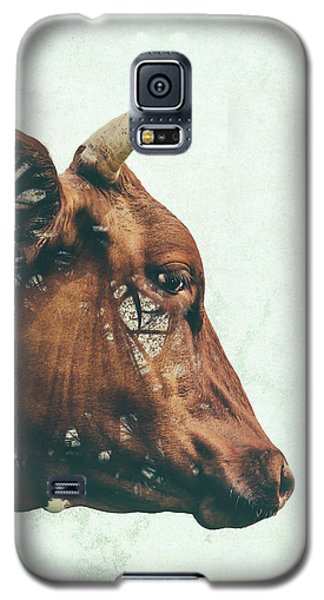 Portrait Of Bess Galaxy S5 Case by Katherine Smit
