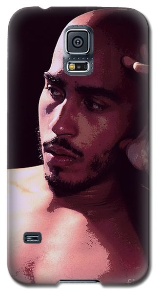 Portrait Of Carlos Galaxy S5 Case