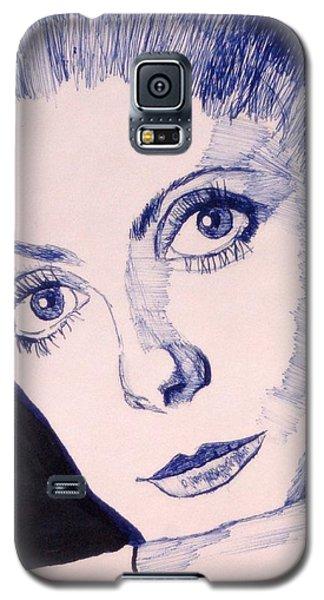 Portrait Of Catherine Galaxy S5 Case