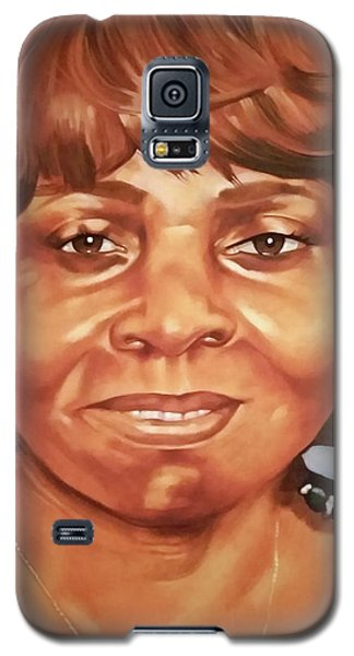 Portrait Of Chelsea Batty Galaxy S5 Case