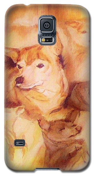 Portrait Of Chi Chi Galaxy S5 Case