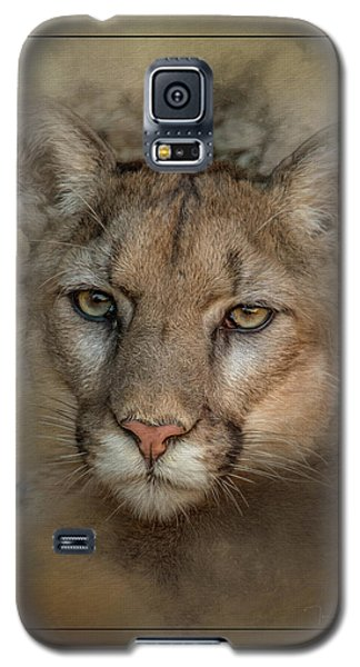 Portrait Of Cruz Galaxy S5 Case