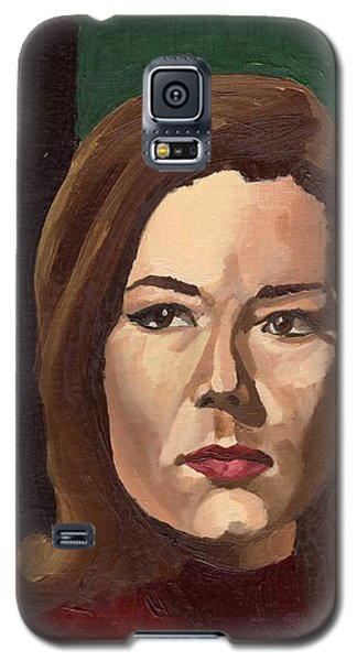 Portrait Of Diana  Galaxy S5 Case
