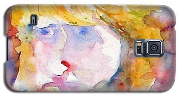 Galaxy S5 Case - Portrait Of Graham by Anna Porter
