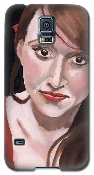 Portrait Of Howley Galaxy S5 Case