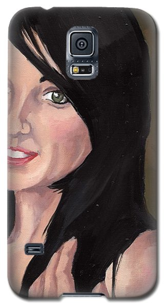 Portrait Of Jessa Galaxy S5 Case