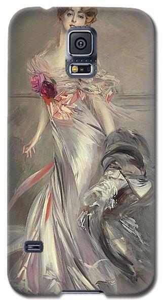 Portrait Of Marthe Regnier Galaxy S5 Case