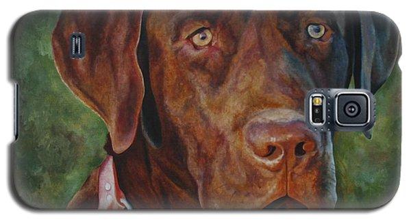 Portrait Of Remington 0094_2 Galaxy S5 Case
