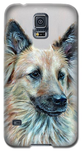 Portrait Of Sasha Galaxy S5 Case