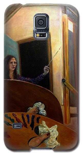 Portrait Of The Artist Galaxy S5 Case