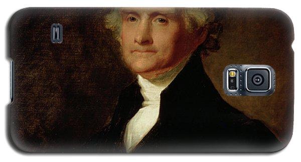 Portrait Of Thomas Jefferson Galaxy S5 Case