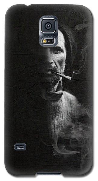 Portrait Of Tom Crean Antarctic Explorer Galaxy S5 Case