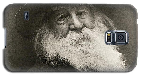 Portrait Of Walt Whitman Galaxy S5 Case
