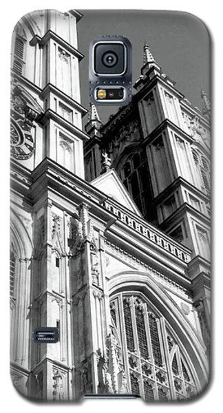 Portrait Of Westminster Abbey Galaxy S5 Case