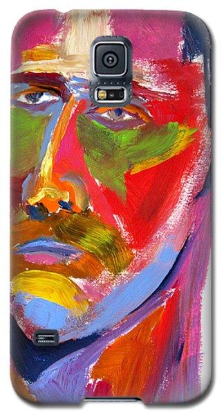 Portrait Prez Galaxy S5 Case by Shungaboy X