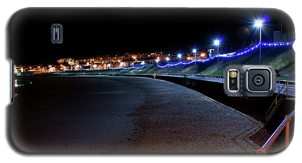 Portrush Seafront At Night Galaxy S5 Case