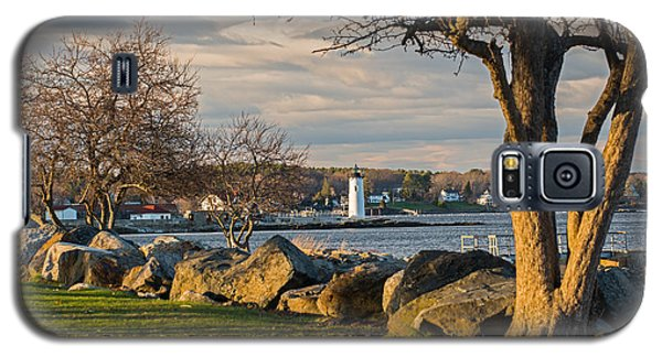 Portsmouth Harbor Light At New Castle Commons Galaxy S5 Case
