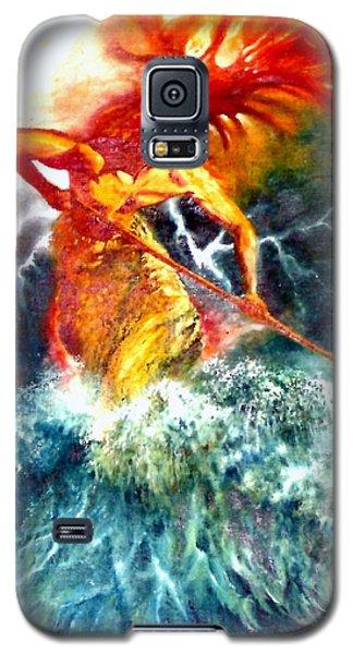 Poseidon Galaxy S5 Case