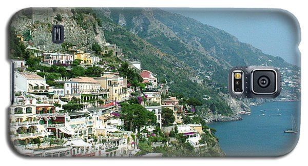 Positano In The Afternoon Galaxy S5 Case