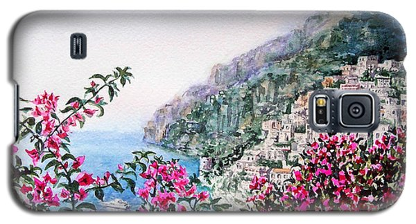 Positano Italy Galaxy S5 Case