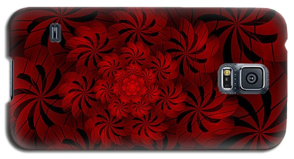 Positively Red Galaxy S5 Case