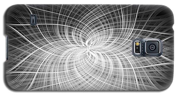Positivity Galaxy S5 Case by Carolyn Marshall