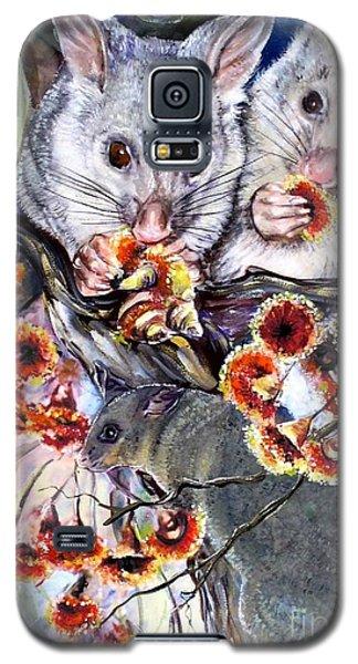 Possum Family Galaxy S5 Case