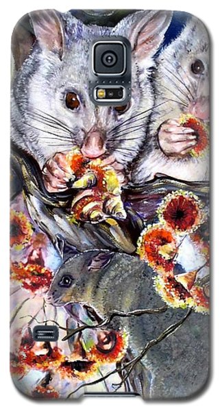 Possum Family Galaxy S5 Case