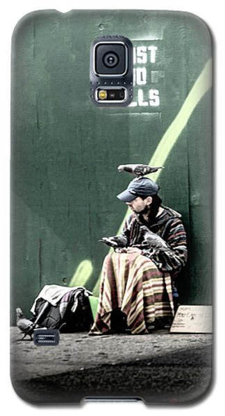 Galaxy S5 Case featuring the photograph Post No Bills by Marvin Spates