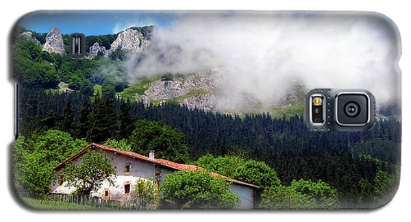 Postcard From Basque Country Galaxy S5 Case