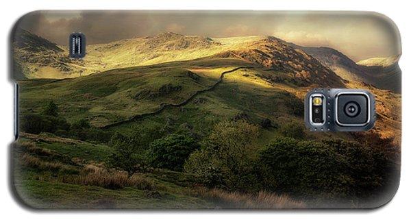 Postcard From Scotland Galaxy S5 Case by Jaroslaw Blaminsky