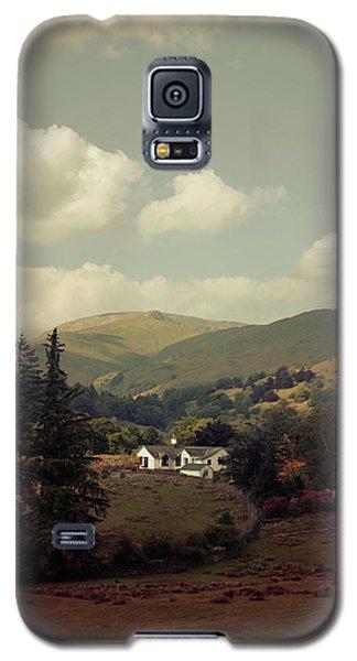 Postcards From Scotland Galaxy S5 Case by Jaroslaw Blaminsky
