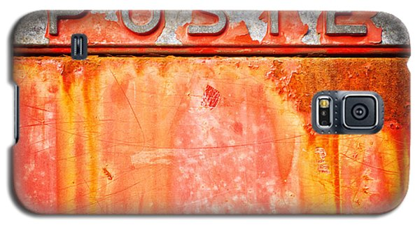 Poste Italian Weathered Mailbox Galaxy S5 Case
