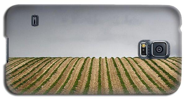 Potato Field Galaxy S5 Case by John Short