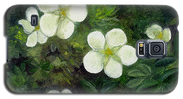 Potentilla Galaxy S5 Case