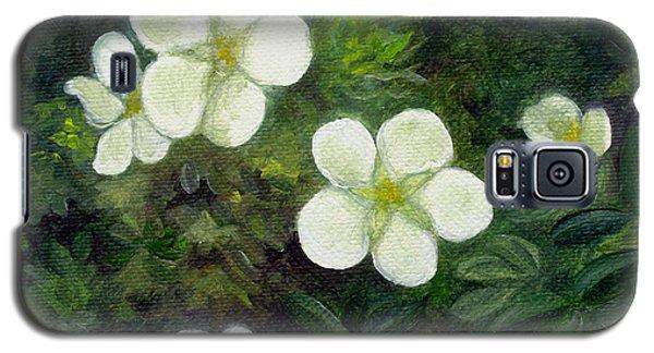 Potentilla Galaxy S5 Case