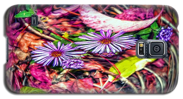 Potpourri In A Sphere Galaxy S5 Case by William Havle